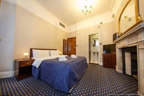 Great place to stay in the heart of London during Autumn