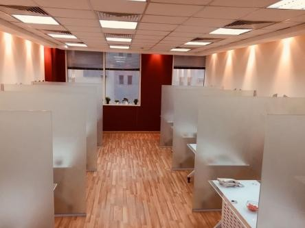 Sada Business Centers Ladies Lounge.