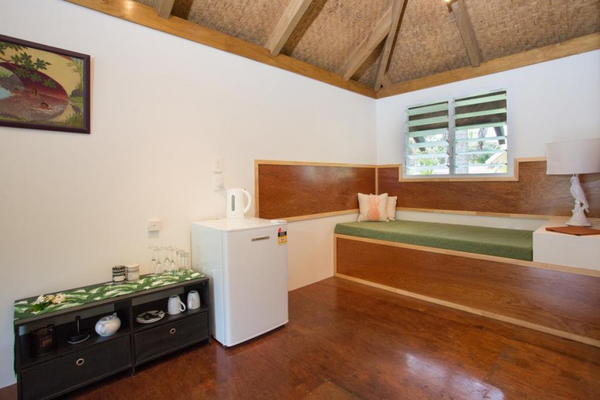 Ikurangi eco Retreat in Rarotonga is for sale